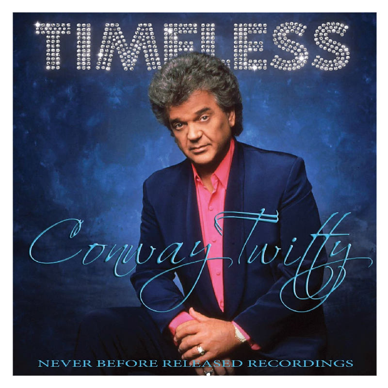 Conway Twitty PRESALE Vinyl- Timeless