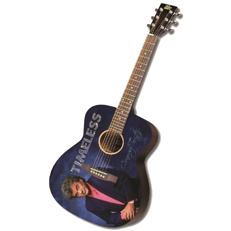 Conway Twitty Limited Edition Guitar