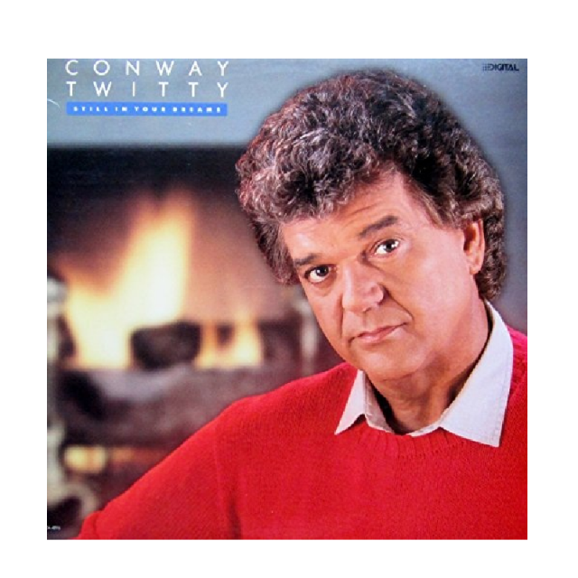 Conway Twitty CD- Still In Your Dreams