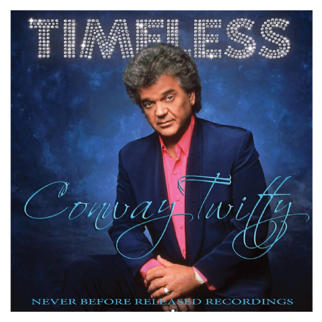 Conway Twitty Vinyl- Timeless