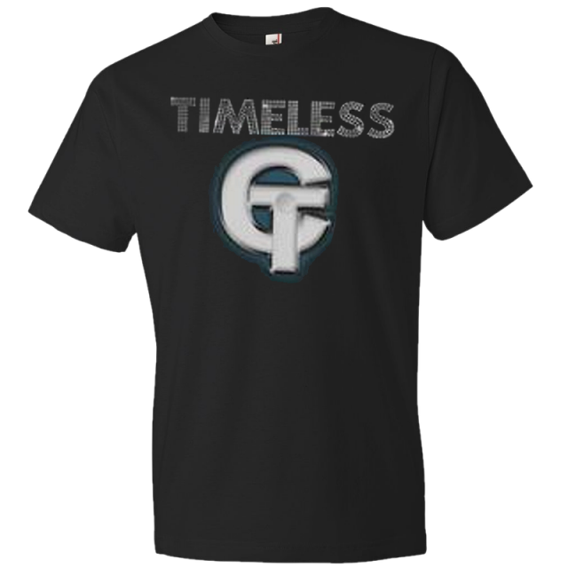 Conway Twitty Unisex Black Timeless Tee