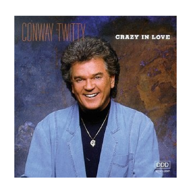 Conway Twitty CD- Crazy In Love